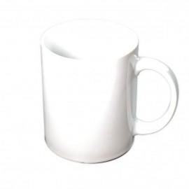 Vitroceram White Coffee Mug – 350Ml