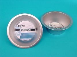 Daily Bake 12cm Round Tin Plated Pie Dish - 3cm deep
