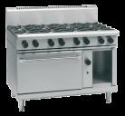 Waldorf 800 Series RN8813G - 1200mm Gas Range Static Oven